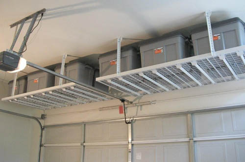 Garage Storage Overhead Systems Gallery Houston Dallas