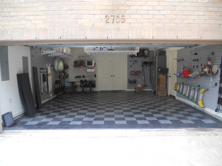 Garage Storage Overhead SystemsPhoto Gallery Slat Wall Houston