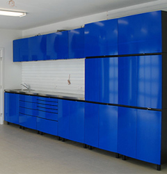 Garage Metal Cabinets New Age Cabinets Houston Dallas
