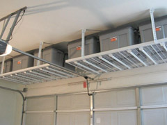 Garage Overhead Racks Storage Overhead Systems Hyloft