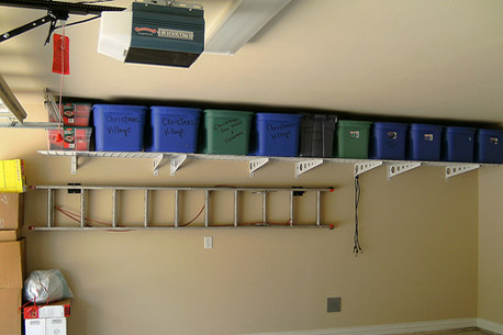Garage Wall Shelving Heavy Duty Wall Shelving Houston